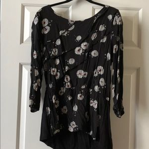 Anthropologie Deletta blouse